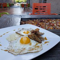 Eggs for Breakfast at Butter it Up