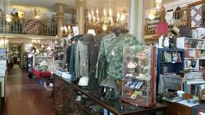 Fun in Huntington is Antique Shoping