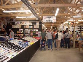 Visit the Milton Flee Market for Fun in Huntington