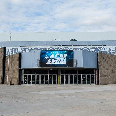 Civic Arena in Huntington