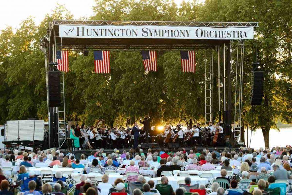 symphony in Huntington