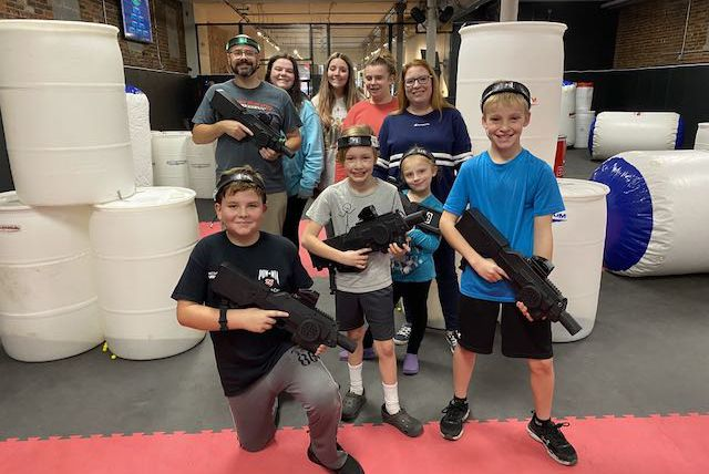 Plan a Kids' Party in Huntington