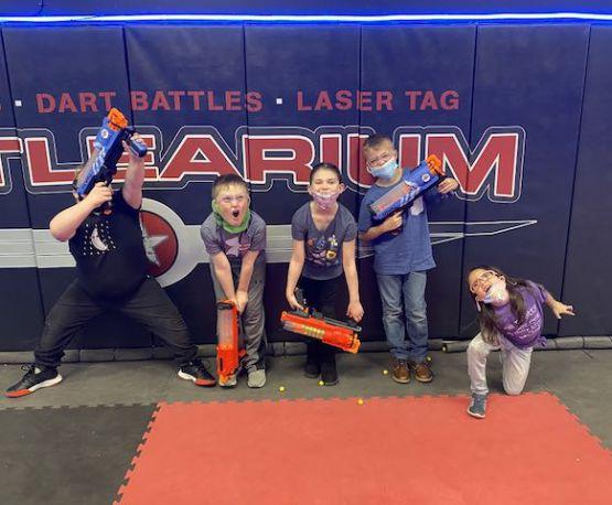 Huntington, WV: Kids Birthday Party Places